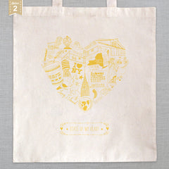 State of My Heart - Tote Bag - New York