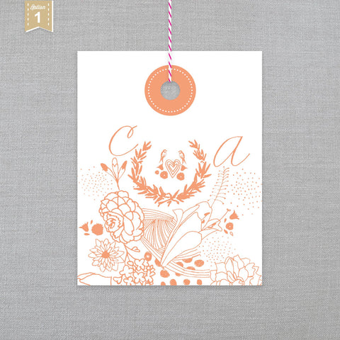 Our Favorite Floral - Hang Tag