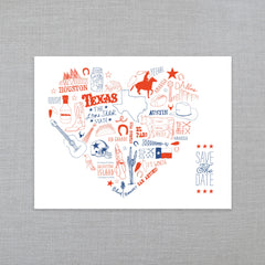 State of My Heart - Texas