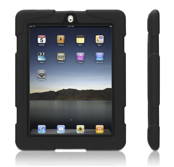 Griffin Survivor for new iPad and iPad 2 Carry Case