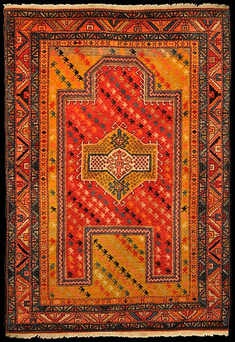 Caucas Shirvan Antic 100x143