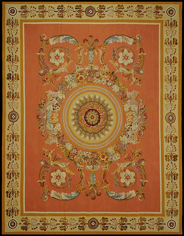 China Aubusson 242 x 310