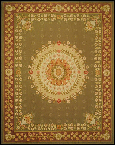 China Aubusson 240 x 300