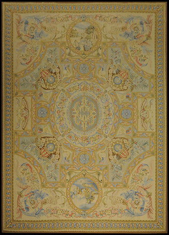 China Aubusson 305 x 427