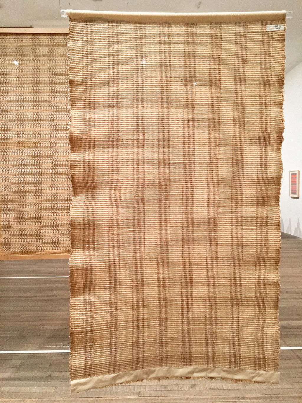 Anni Albers at Tate | wall hangings, room dividers