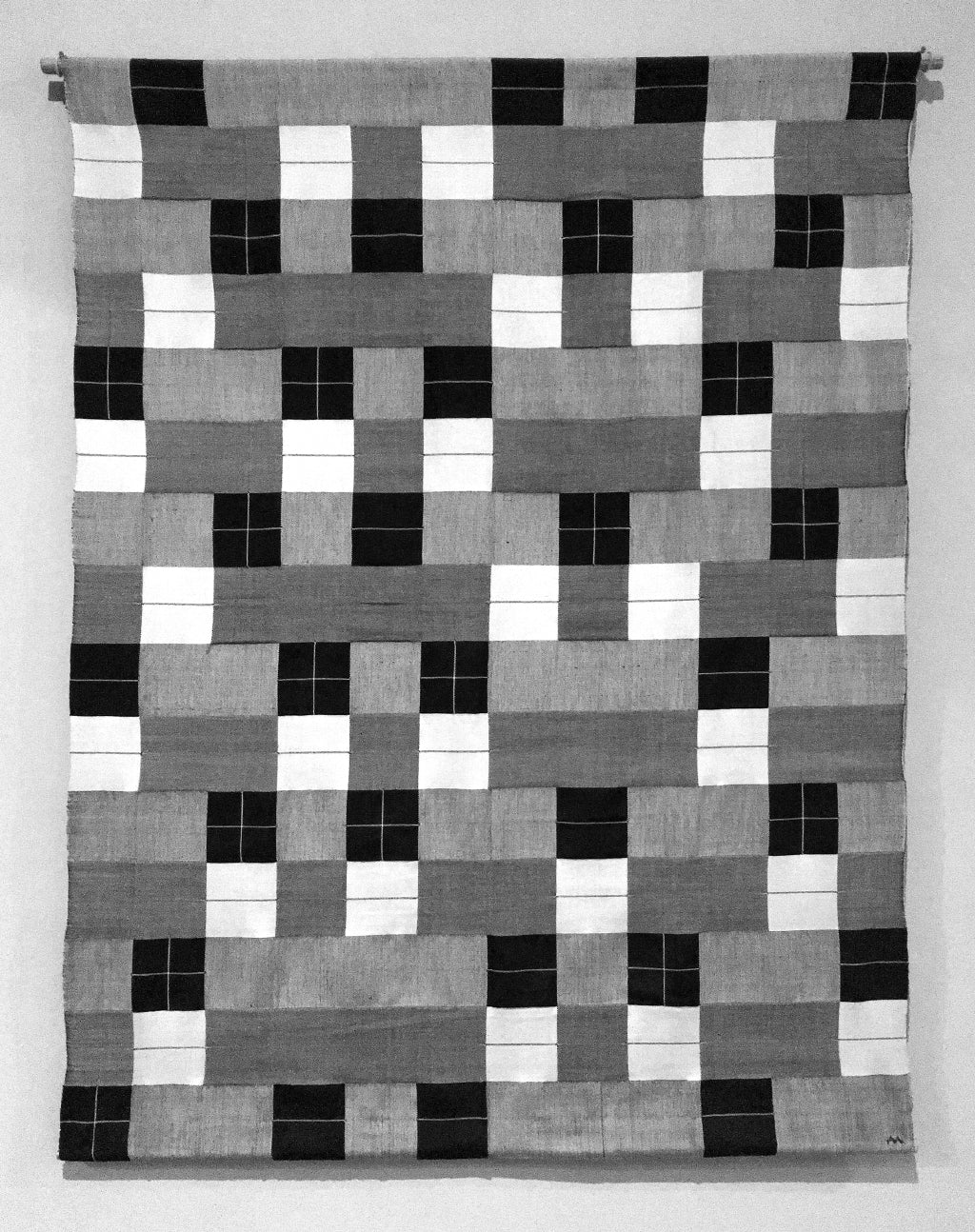 Anni Albers Wall Hanging