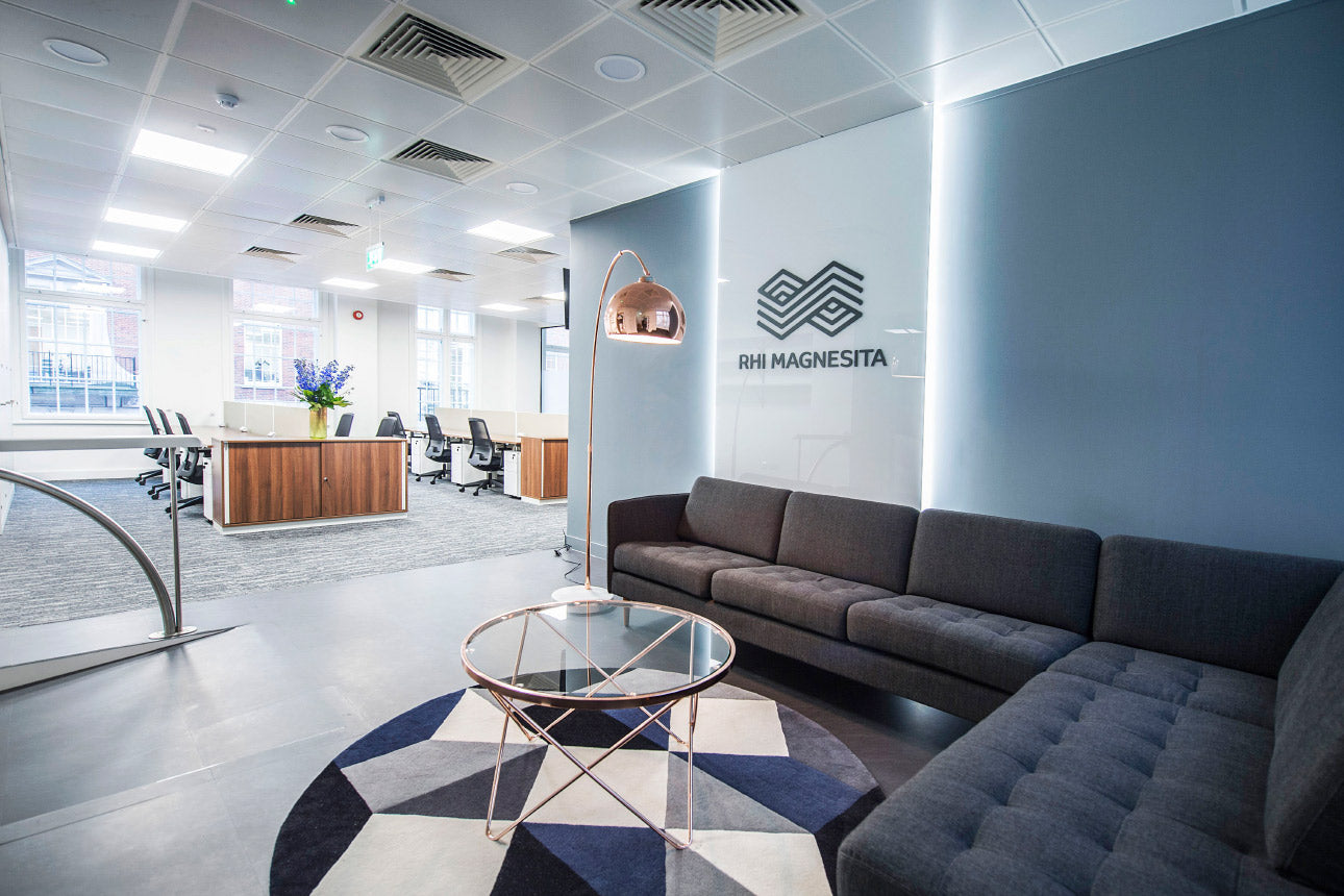 London Offices by Build Generation | Claire Gaudion Rugs