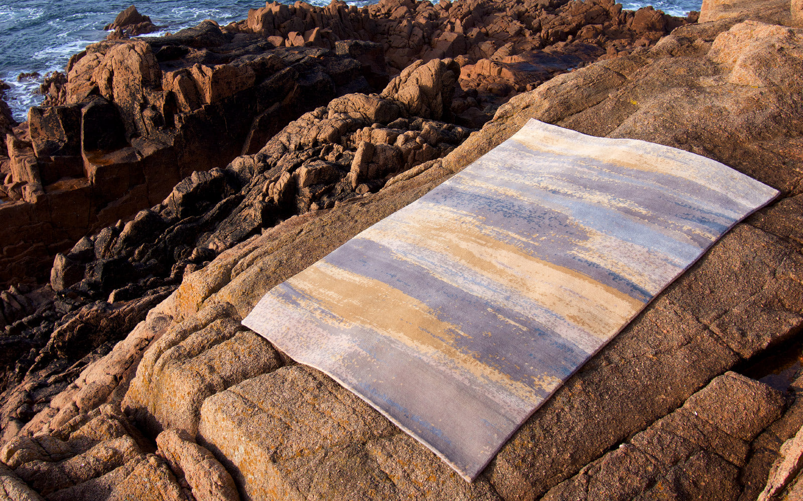 CLAIRE GAUDION ARTISAN TEXTILE DESIGN inspired by nature