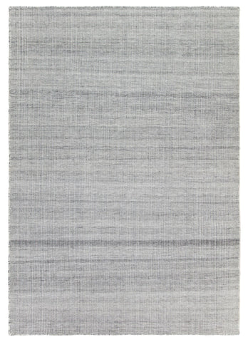 Claire Gaudion Ida Grey Rug - recycled plastic bottle rugs