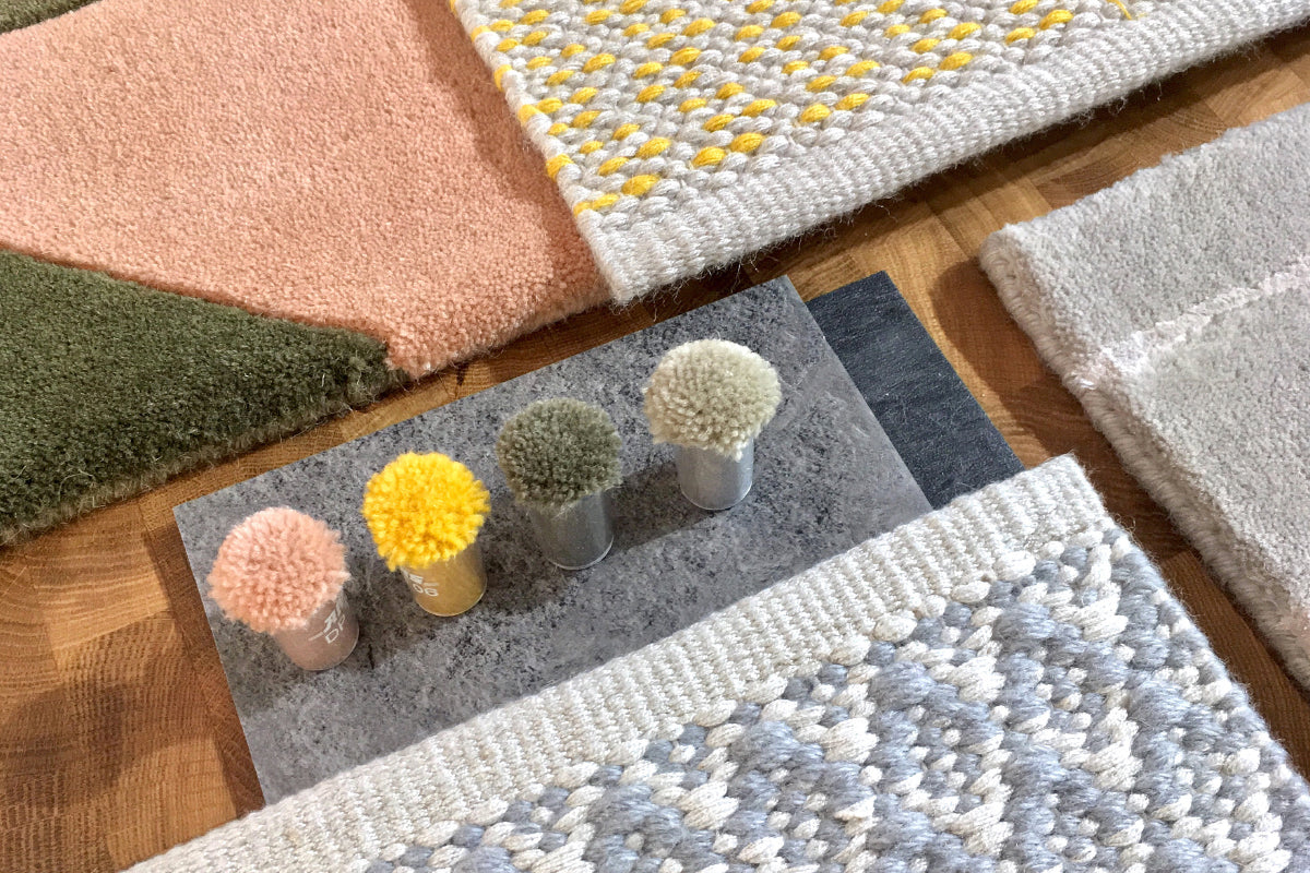 Claire Gaudion Blog | The Complete Rug Buying Guide for modern interiors