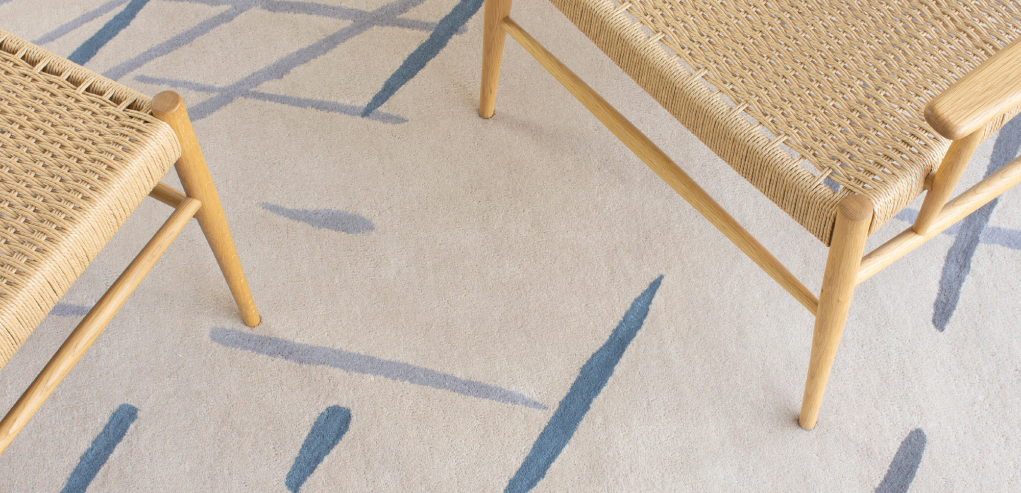 Claire Gaudion Rugs, Fabrics and Soft Furnishings