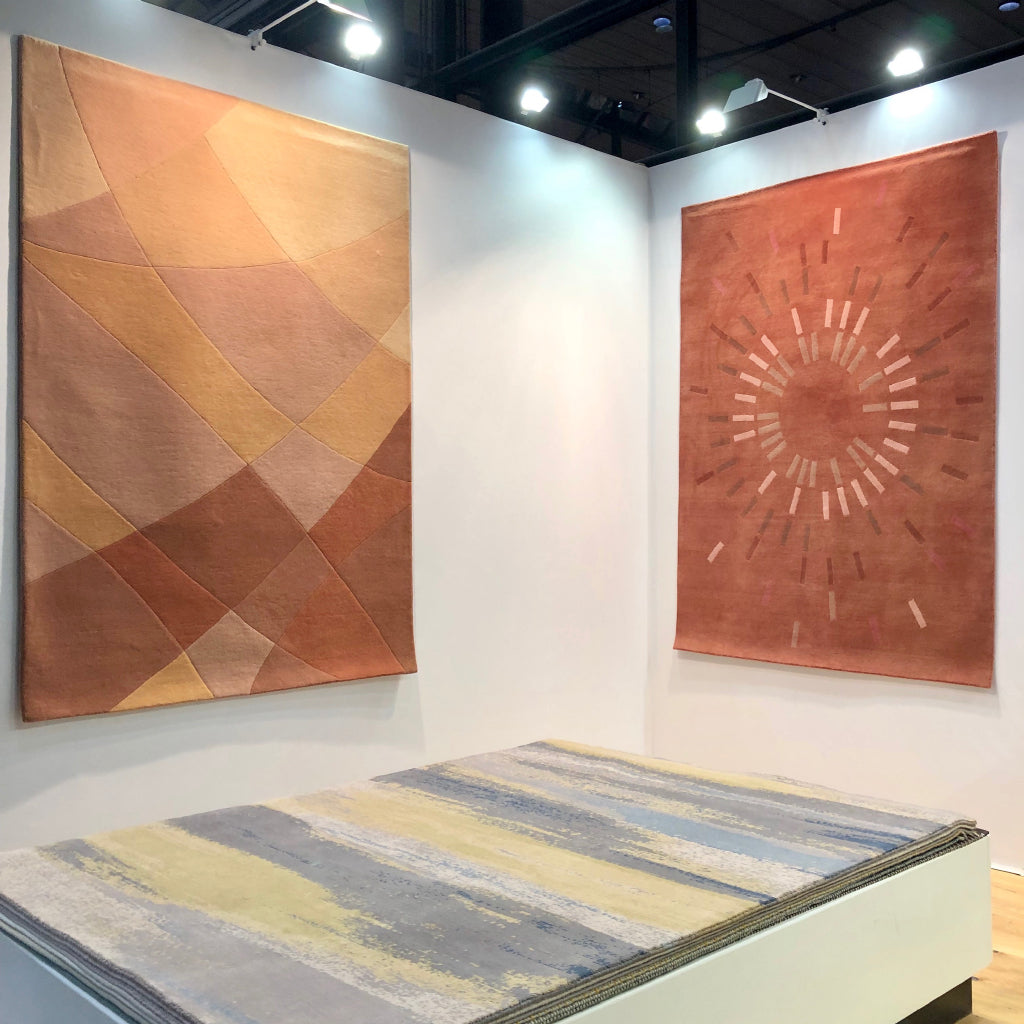 Claire Gaudion at Domotex
