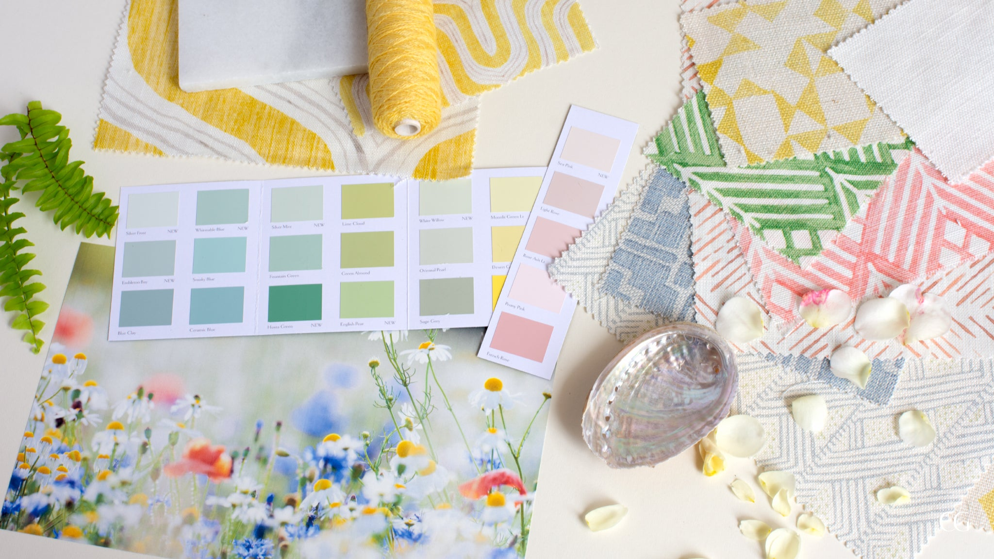 How to use colour in Biophilic Design | Online Colour Course