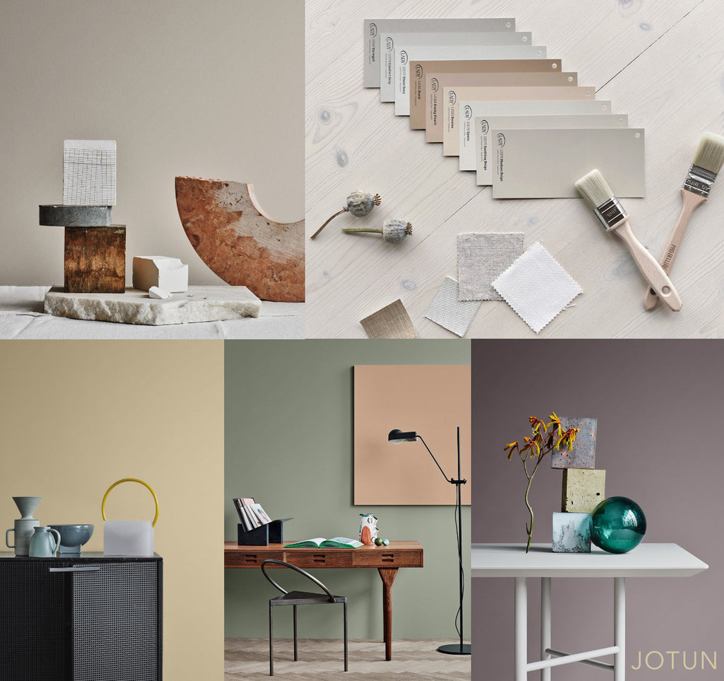 Interior Colour Trends 2019: Farrow & Ball, Jotun And