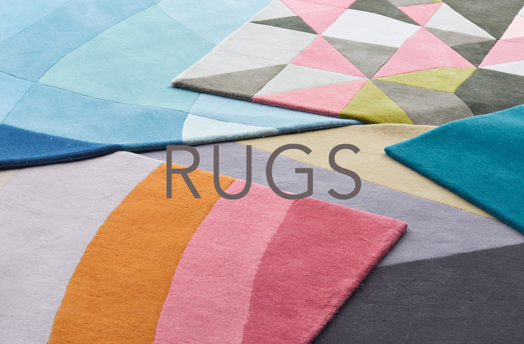 CLAIRE GAUDION | contemporary modern rugs UK