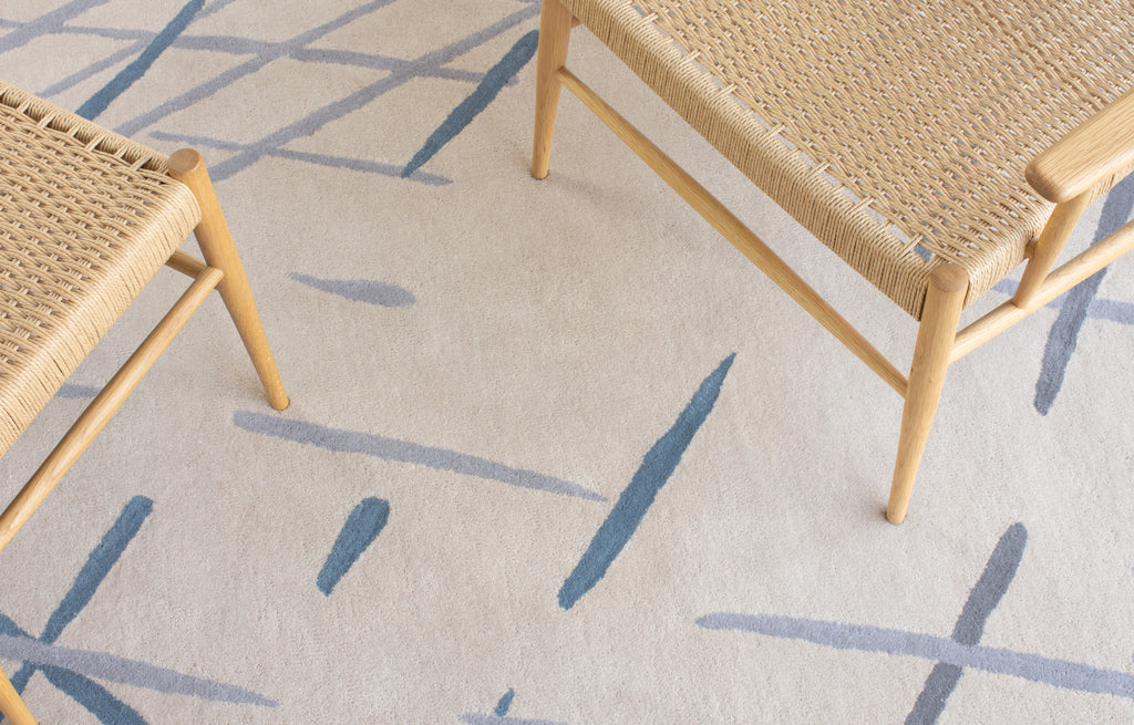 Claire Gaudion Artisan Rugs and Fabrics