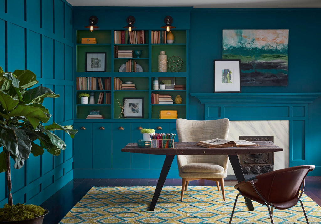 Colour Trends for Interiors
