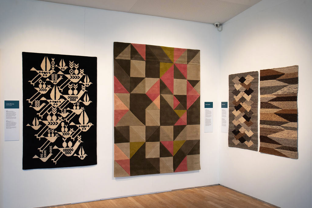 Under Your Feet: The Contemporary Rug