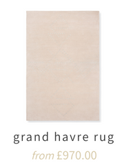light pink hand knotted rug