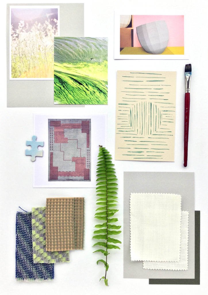 Landscape Collection | Visual Storytelling | Moodboards