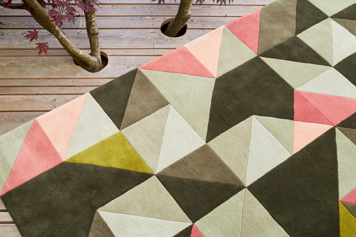 Claire Gaudion Contemporary Modern Rugs | Hand Tufted Rugs