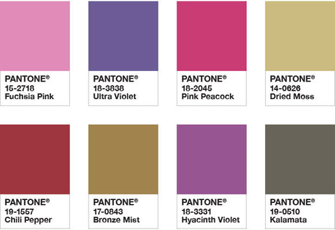Pantone Colour of the Year 2018 | coty | Color of the Year 2018
