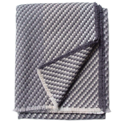 Charcoal Throw - Blankets & Throws