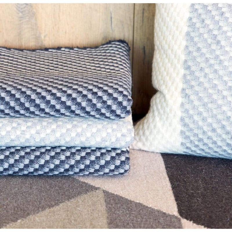 Ecru Throw - Blankets & Throws