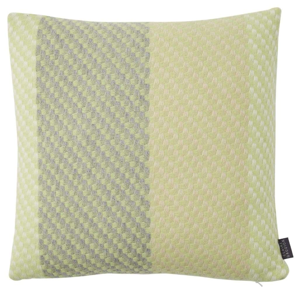 Leaf Green Cushion