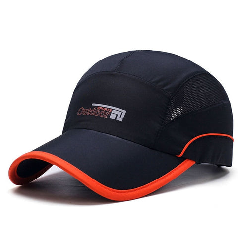 Quick Drying Baseball Cap Breathable 4 colors