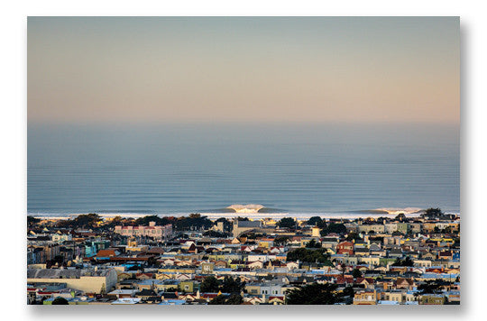OCEAN BEACH PEAK - SAN FRANCISCO