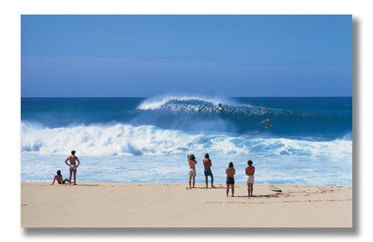 EARLY DAYS AT PIPELINE
