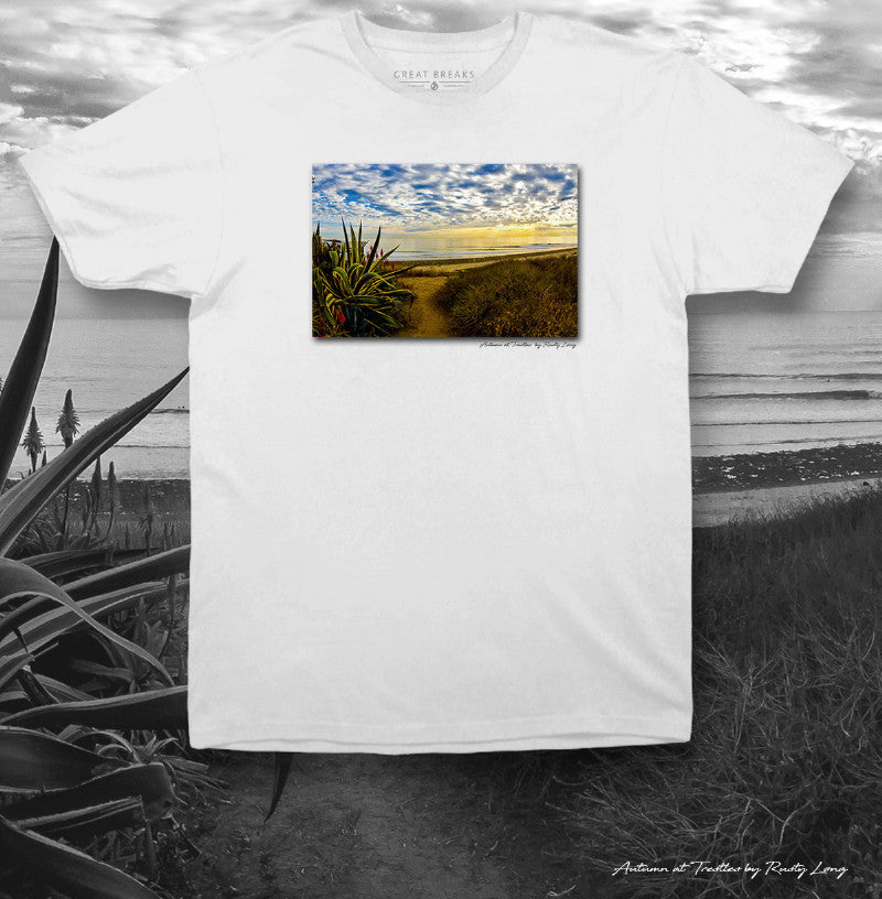 Autumn at Trestles T-Shirt