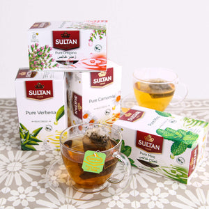 Herbal Pure Teas - Nature Collection