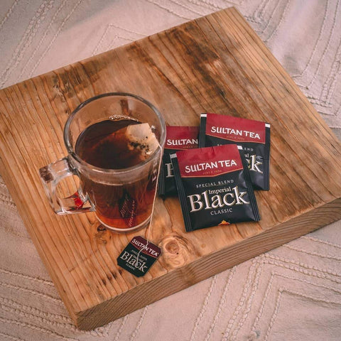 Imperial black tea