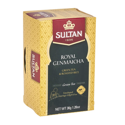 Royal Genmaïcha Tea - Bulk Buy