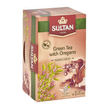 Green Tea with Oregano - Bulk Buy