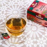 Green Tea with Oregano - 20 Tea Bags