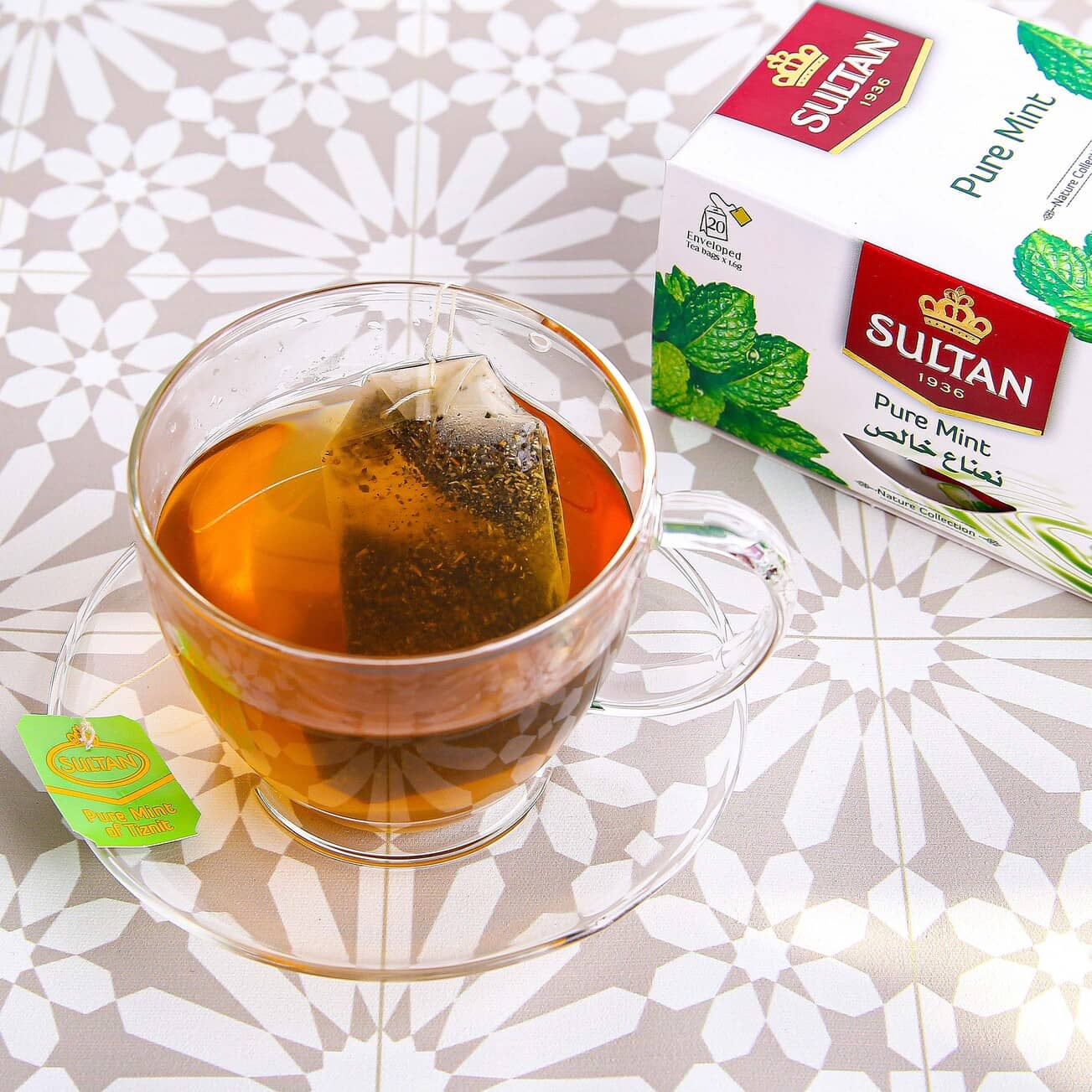 Pure Mint Tea Tiznit - 20 Tea Bags