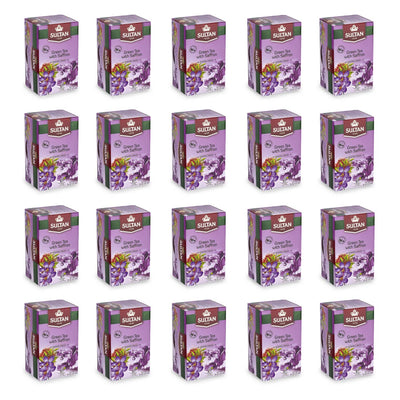 Green Tea with Saffron - 20 Tea Bags Bulk Buy