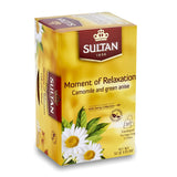 Moment of Relaxation Camomile and Green Anise Tea - 20 Tea Bags Bulk Buy