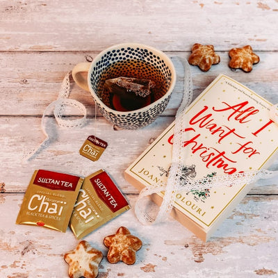 Moroccan Chai Caramel and Fruits Tea - 20 Tea Bags
