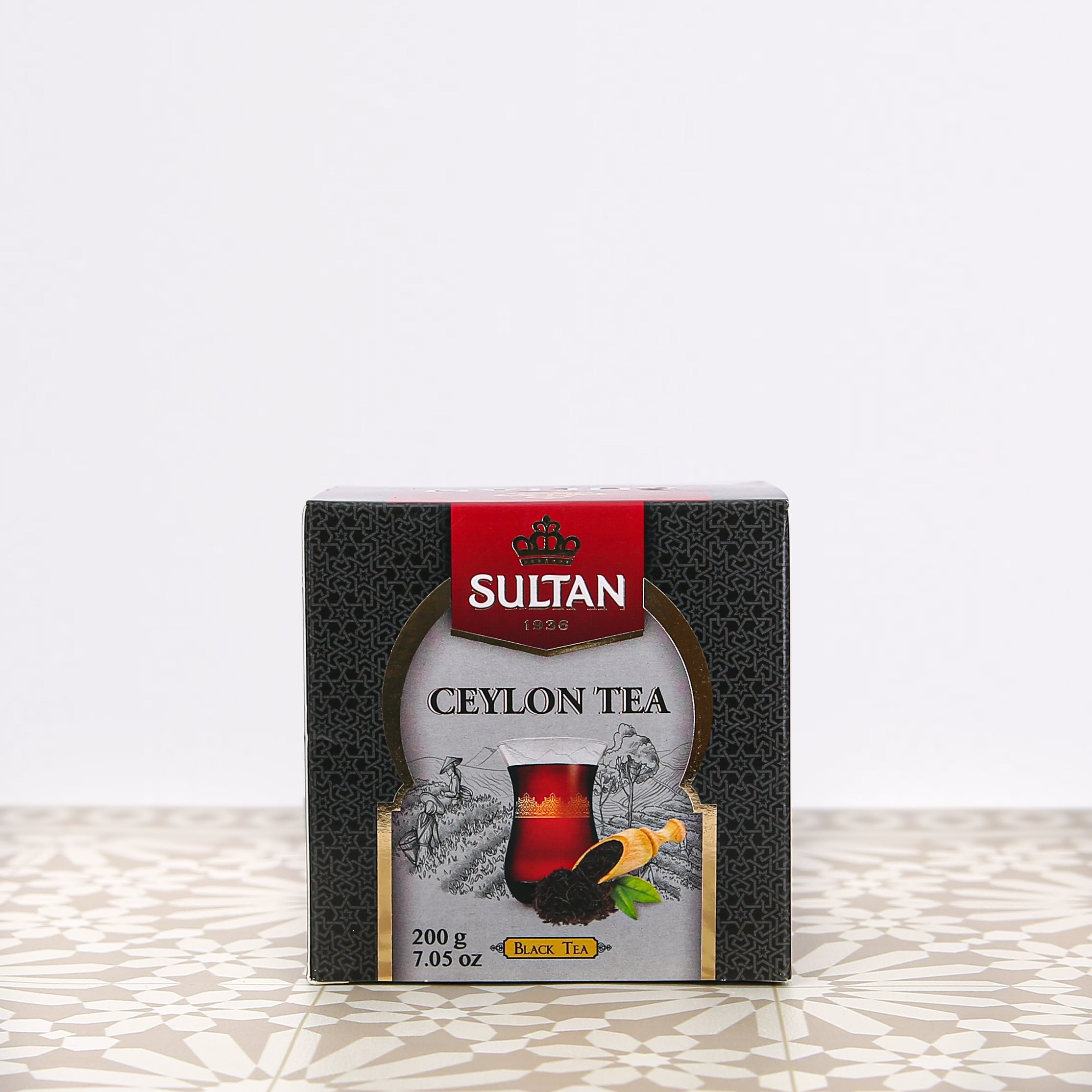 Loose Ceylon Tea Leaves 200g