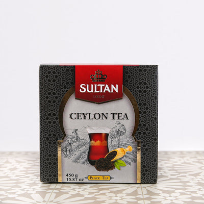 Loose Ceylon Tea Leaves 450g