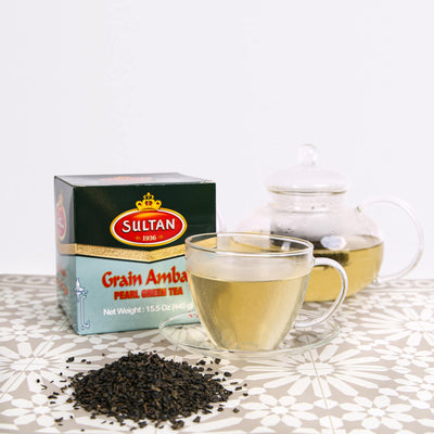 Ambar Loose Tea 440g