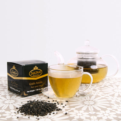 Assala Pearl Green Loose Tea 200g