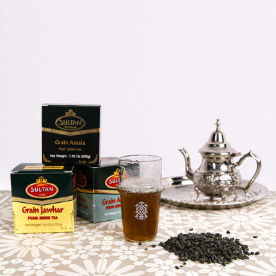 Gunpowder Loose Tea Bundle