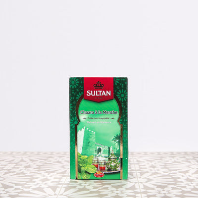 Loose Authentic Moroccan Tea Leaves 95g