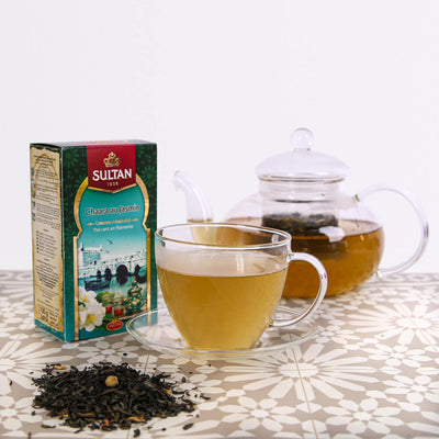 Loose Green Tea with jasmine 100g