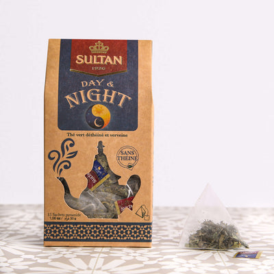 Day & Night - 15 Pyramid Tea Bags
